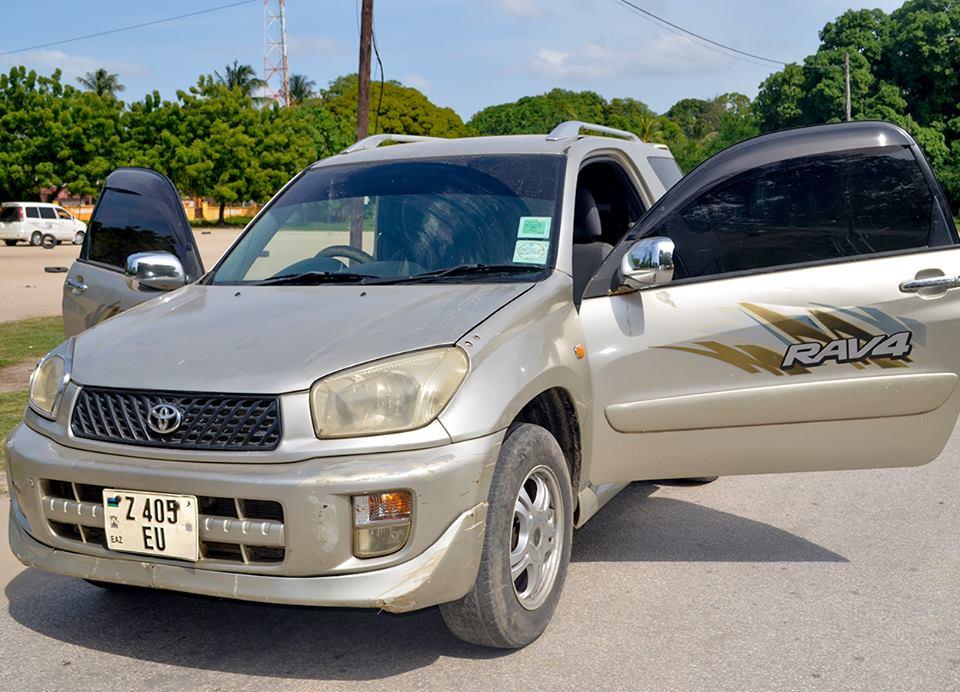 Toyota RAV4 3 Doors